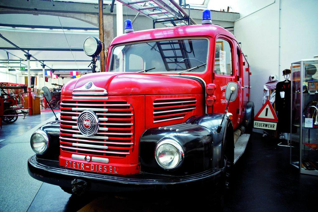 Feuerwehr Museum Traiskirchen