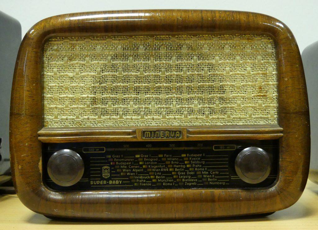 Radio Minerva Super Baby