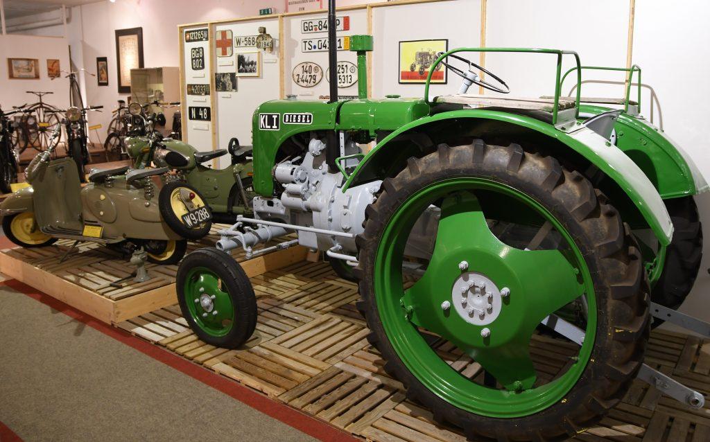 Steyr Traktor KL I